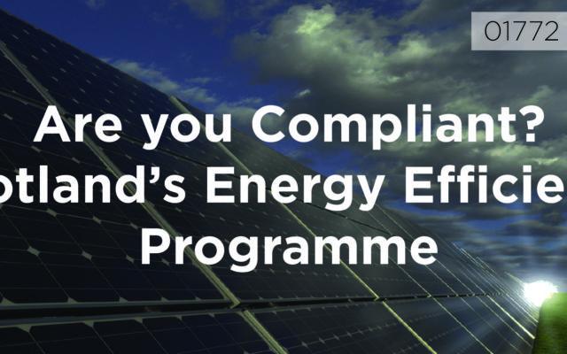 Scotland's Energy Efficiency Programme
