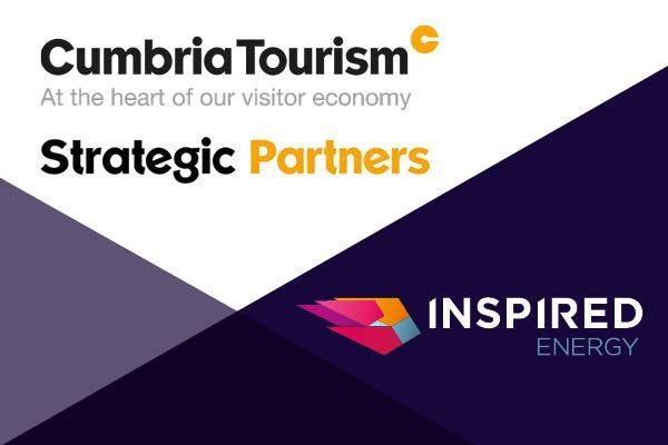 INSPIRED ENERGY PLC ANNOUNCED AS THE UTILITIES PARTNER FOR CUMBRIA TOURISM