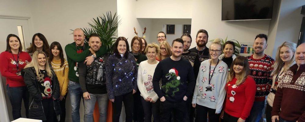 Inspired Energy Christmas Fundraising