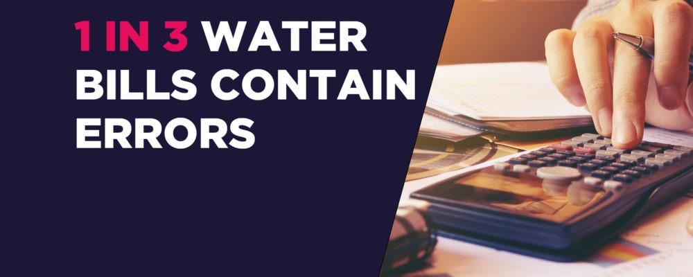 water optimisation